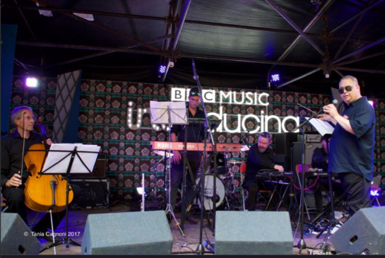 The Music of Sound at Latitude