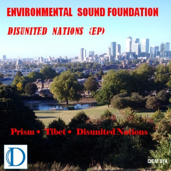 Disunited Nations Cover Art