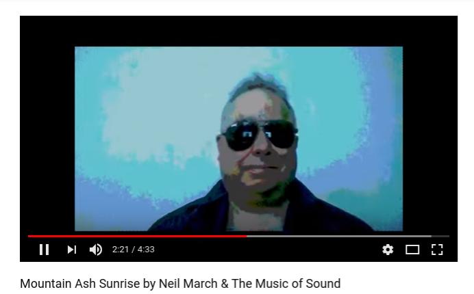Mountain Ash Sunrise Video Shot