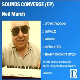 Sounds Converge Cover