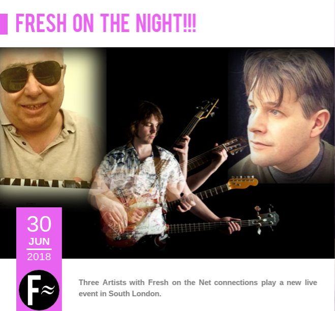 Fresh on the Night Blog Screenshot